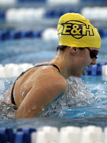 Emory & Henry Women's Swimming Defeats Ferrum, 124-36, Saturday Afternoon