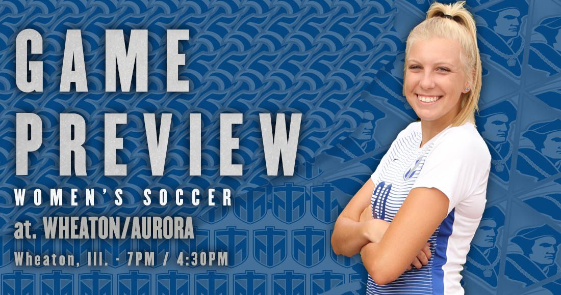 Women's Soccer Heads to Wheaton, Ill. This Weekend