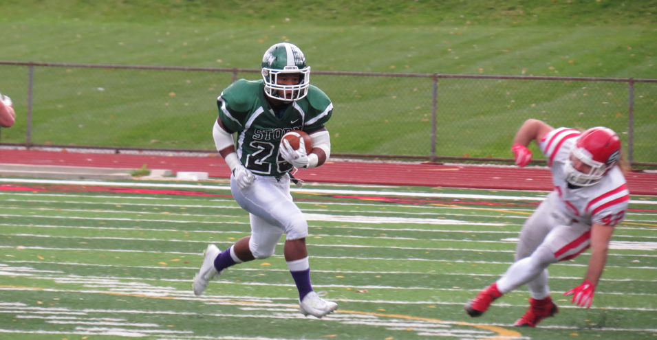 Storm Rushing Attack Nets 491 Yards in Win Over Malone