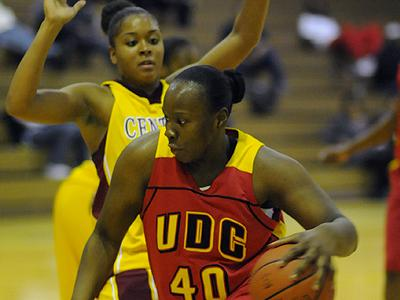 UDC Downs Washington Adventist, 82-38
