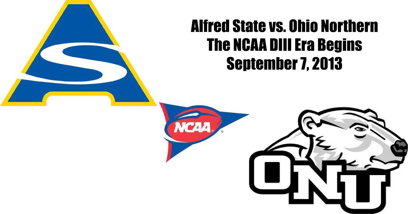 Alfred State Travels to Ohio Northern to Begin NCAA Era