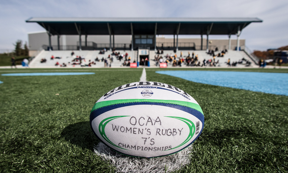 Women's rugby cap inaugural sevens season with fourth place finish