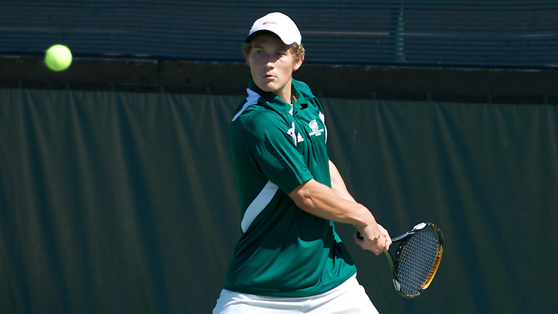 MEN'S TENNIS FINISHES PLAY AT THE ITA REGIONALS; MALKO AND MARKSOO REACH ROUND OF 32