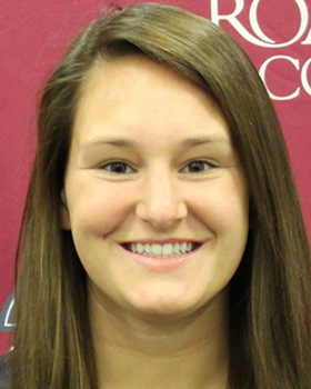 Morgan Barlow, Roanoke, Fr., Midfielder