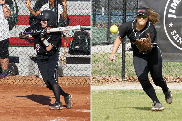 Four Quakers Named to College Division All-State Softball Teams