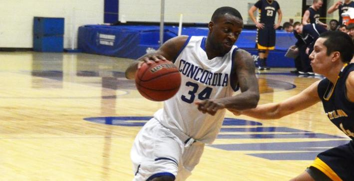 Men's Basketball to battle Lakeland in NAC Tournament Semifinals