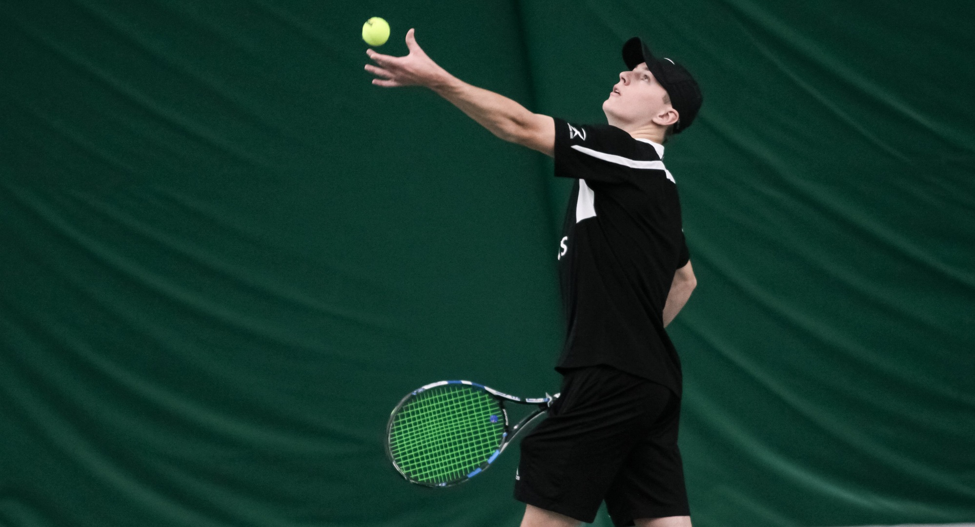 Terry & Phillips Pick Up Singles Wins In Setback At Butler