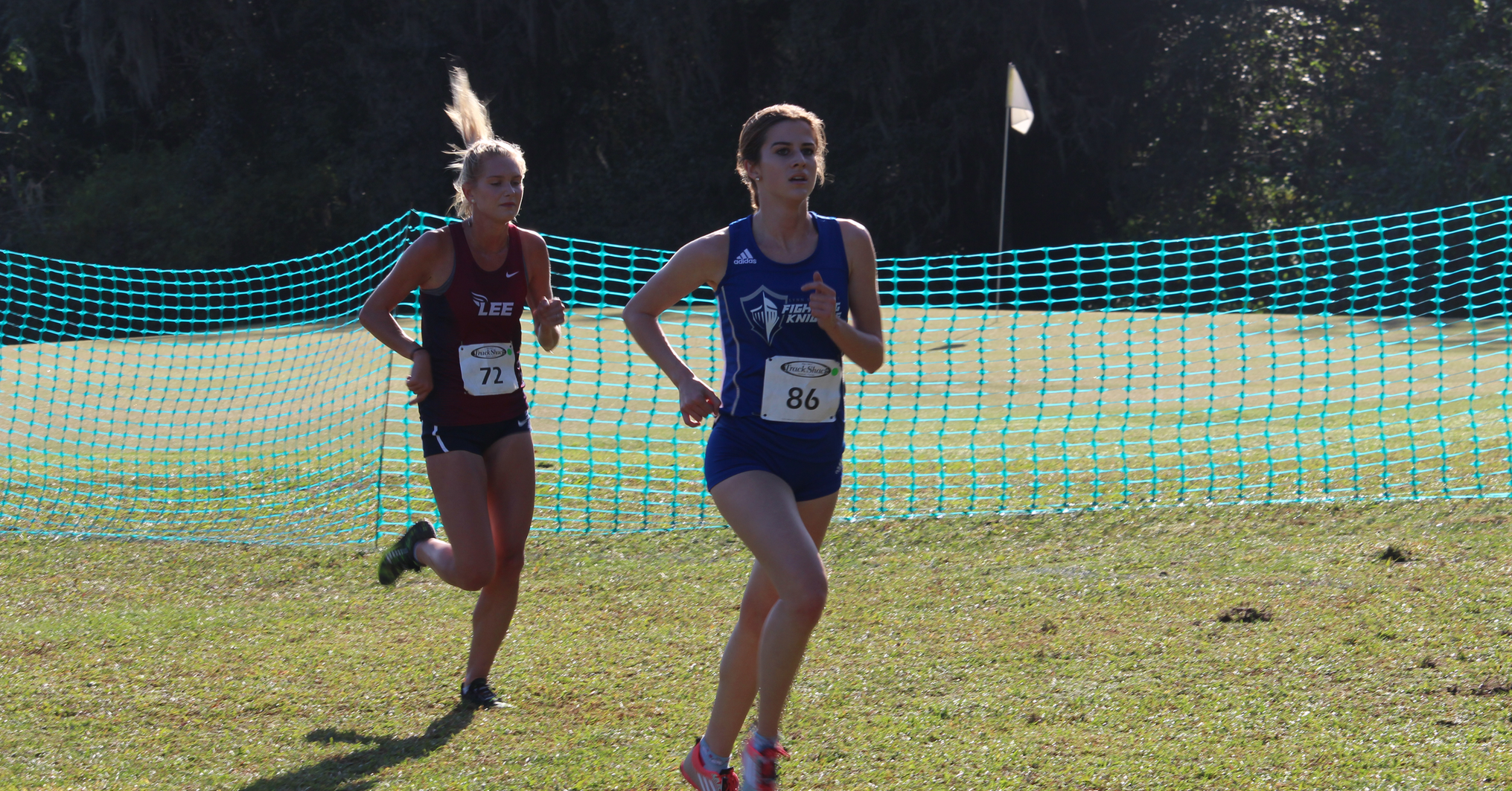 Cross Country Makes Program History at NCAA South Regional