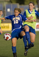 UCSB Drops First Big West Road Match of the Season, 2-1 at UC Irvine