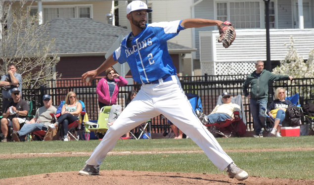 Wildcats Blank Baseball in the Opening Round of the GNAC Tournament