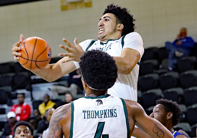 Three Score in Double-Figures for Upstate in 75-58 Loss at FGCU