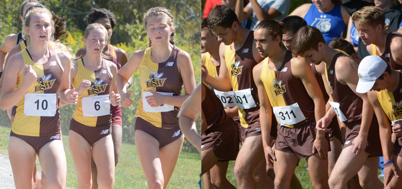 Cross Country Opens 2018 Season at Wooster