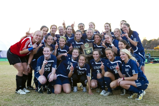 Tryon's Goal, Shootout Success Lifts UMW Women's Soccer to 2009 CAC Championship