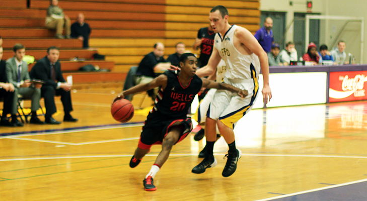 Men's Basketball Upended By Gallaudet, 66-54