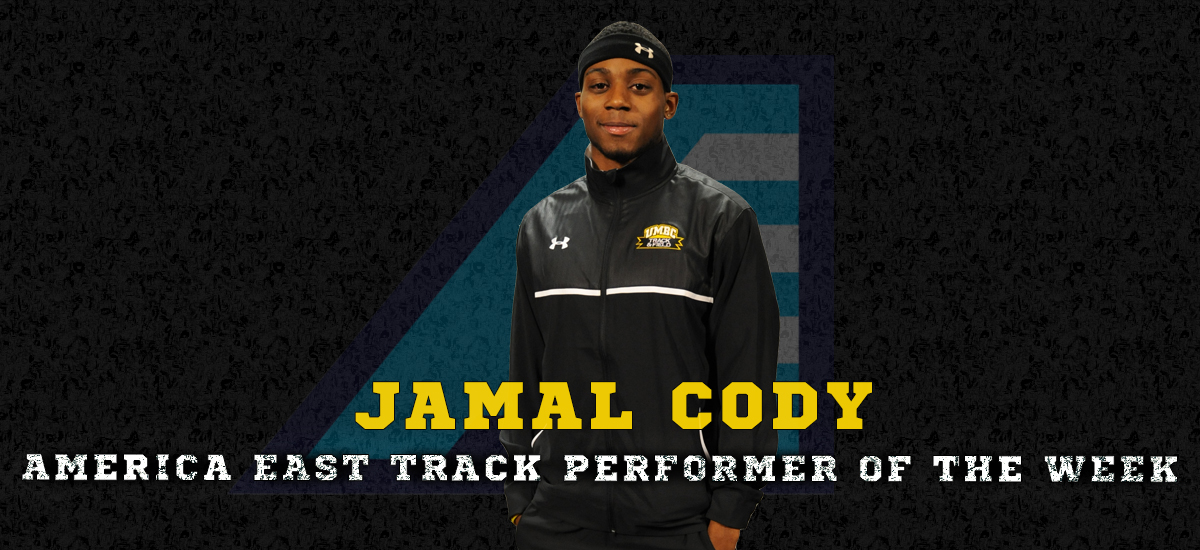 Jamal Cody Named #AETF Track Performer of the Week