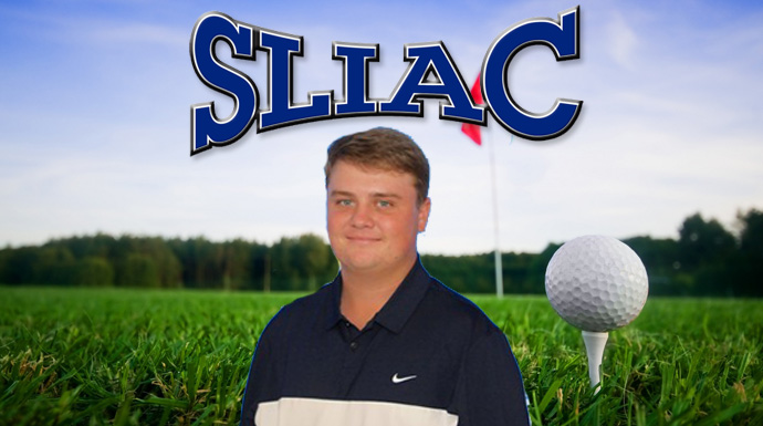Webster's Ciesla Takes SLIAC Golf Player of the Week Honors