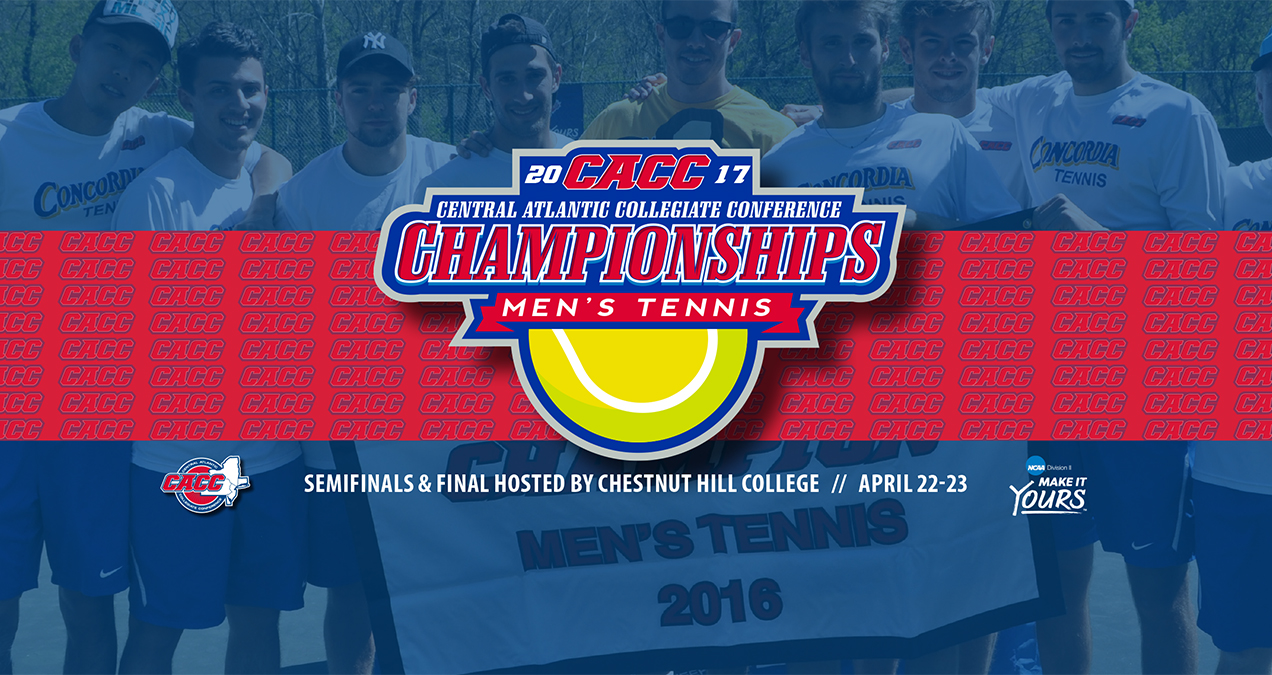 Check Out the Official Online Digital Program of the 2017 CACC Men's Tennis Championship