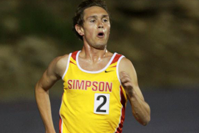 Edwardson wins 10K at conference championships