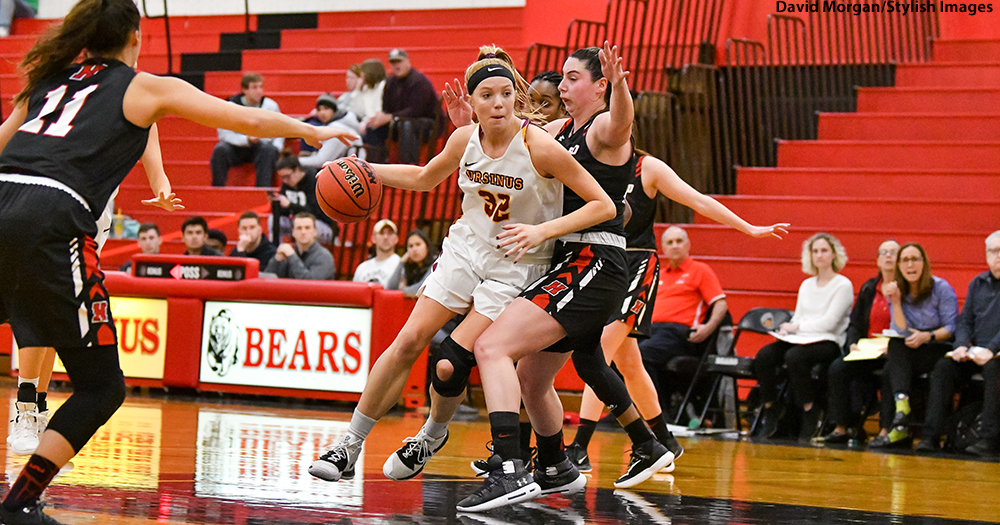 Women's Basketball's Late Rally Falls Short Against Haverford
