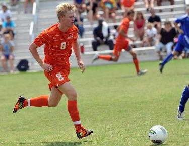 Men's soccer kicks off season on the road