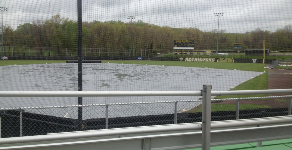 UMBC Baseball vs. Coppin State Cancelled Due to Rain