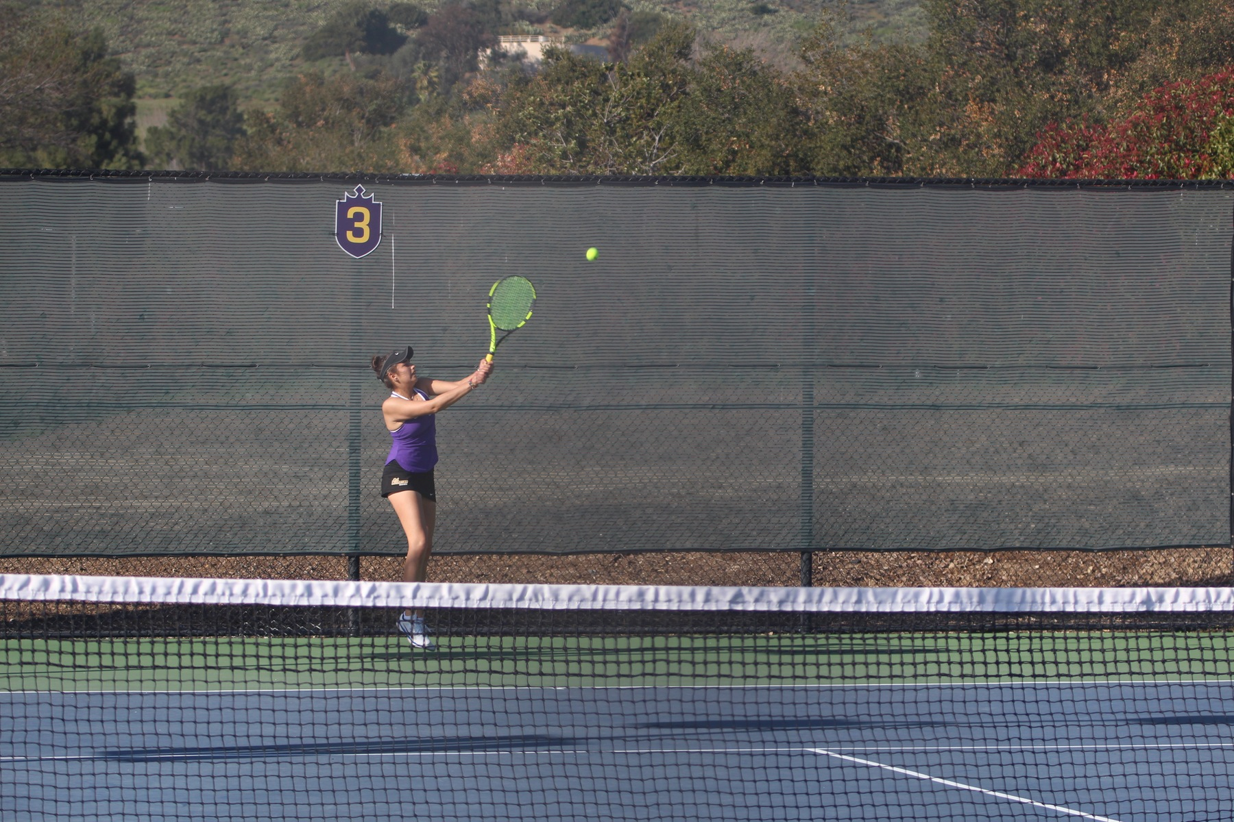 Regals Close Out Cowgirls