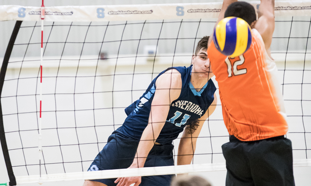Men's volleyball set for conference opener at Mohawk
