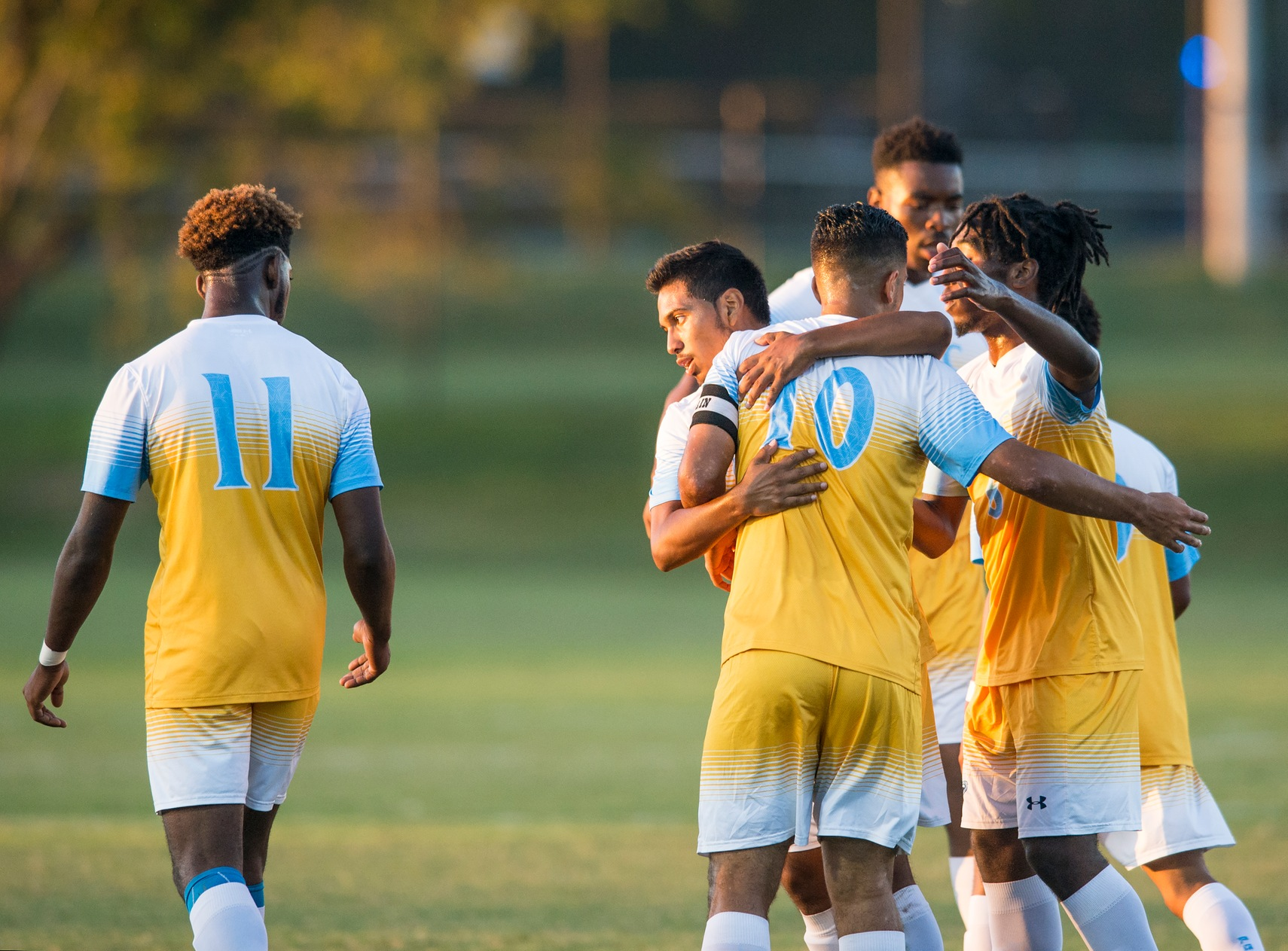 Prince George's Men's Soccer Moves Up To Eighth In NJCAA Men's Soccer Division III Rankings