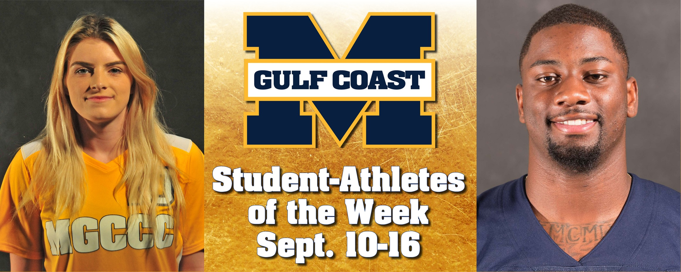 Payne, Narcisse named MGCCC Student-Athletes of the Week