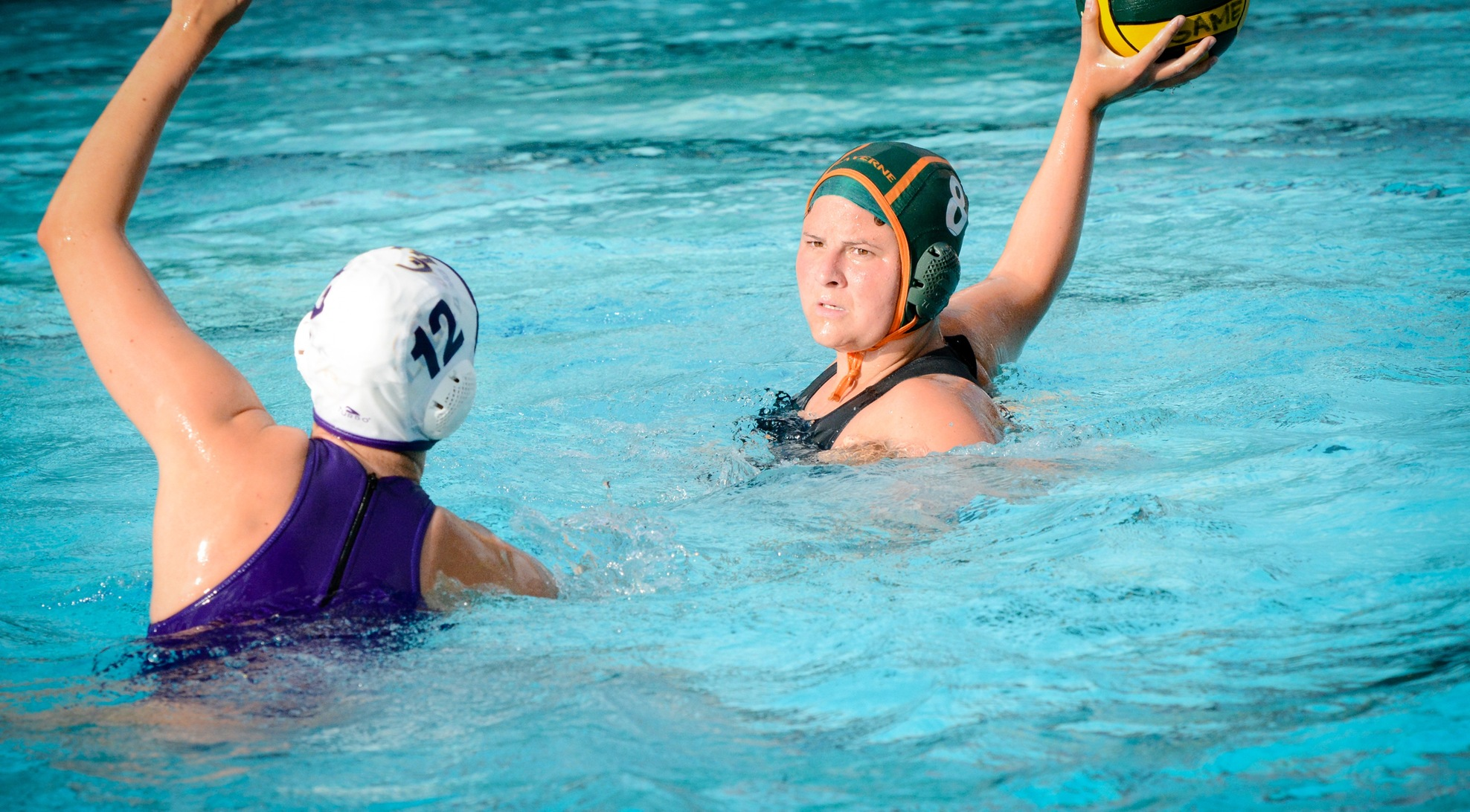 Women's Water Polo falls short at Pomona-Pitzer 5-4