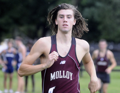 Hupfer Selected Men's Cross Country Scholar-Athlete of the Year