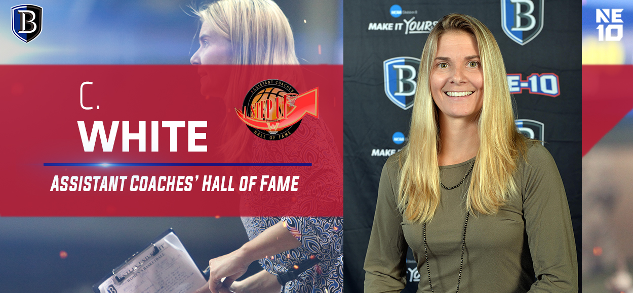 Longtime Bentley Assistant Selected as A STEP UP Hall of Fame Inductee for 2019