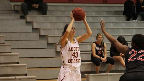 'Roo Women Edged by Dallas in SCAC Opener