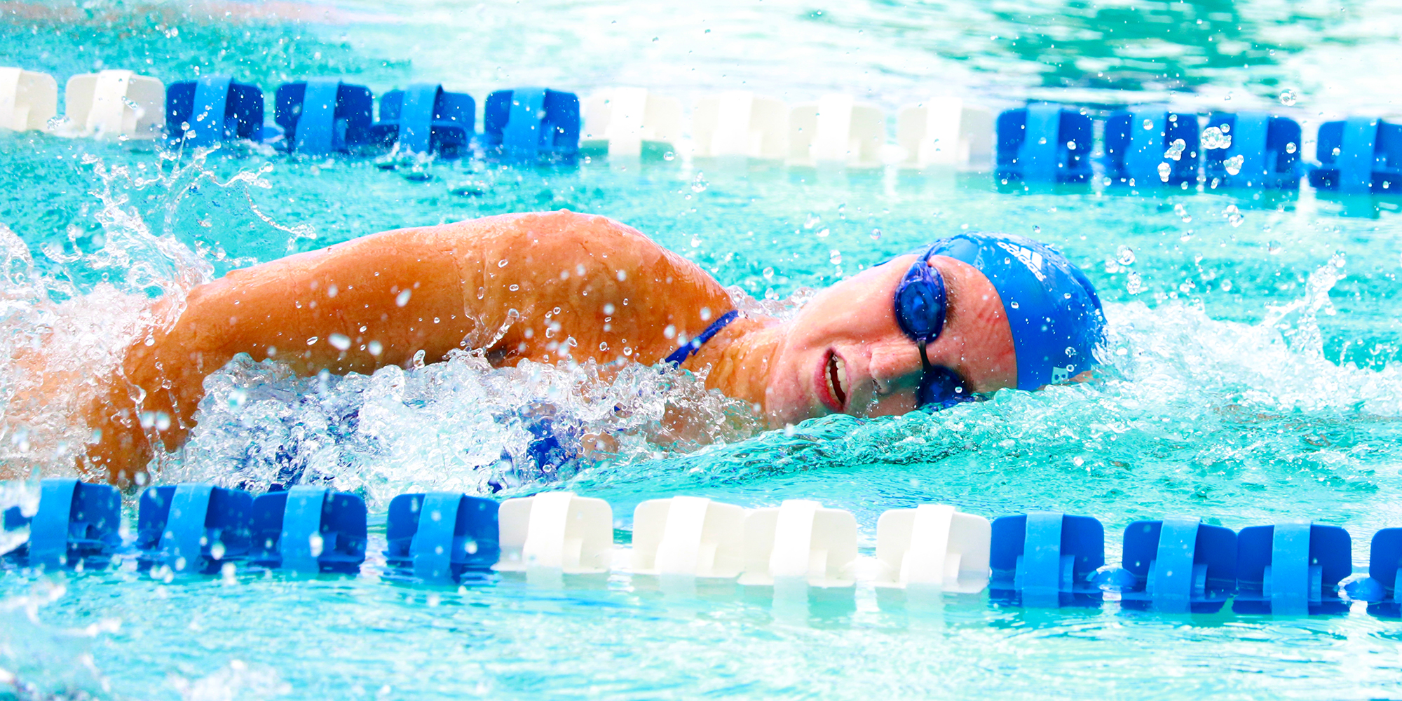 Swimming Takes Second at SCAD Invite