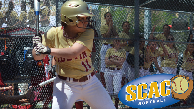 Austin College's Hernandez, Herrera Named SCAC Softball Players of the Week