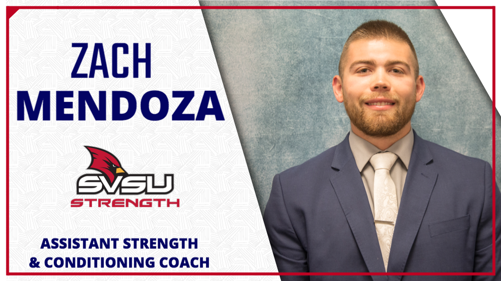 Zach Mendoza Promoted to Full-time Assistant Strength & Conditioning Coach