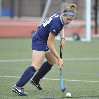 #20 Field Hockey Blanks Wesleyan, 1-0