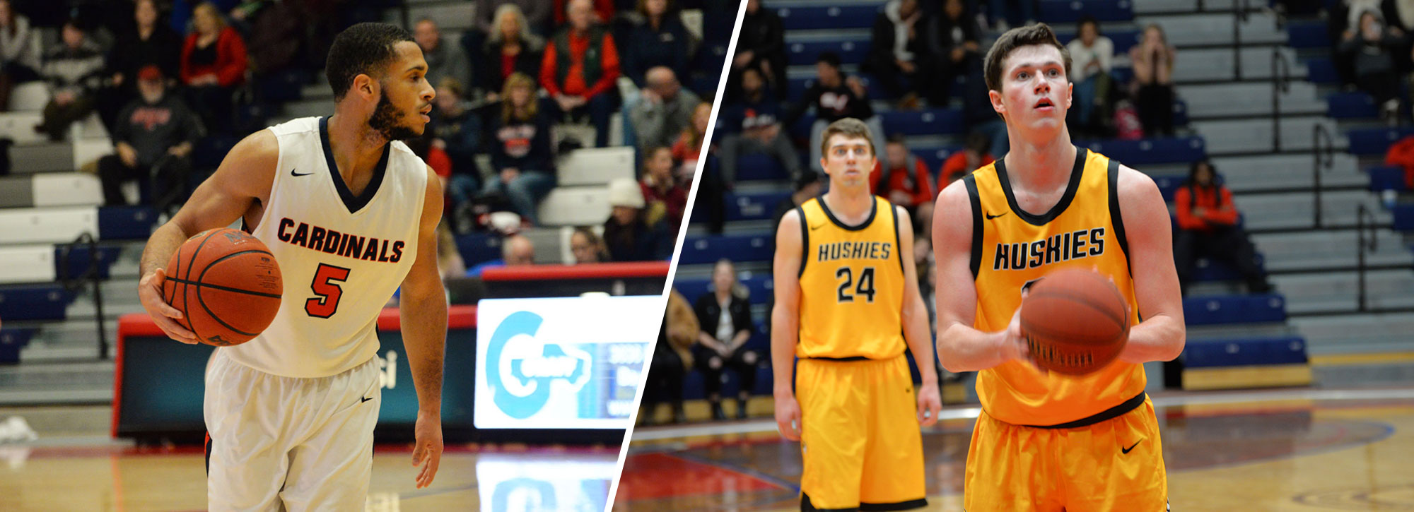 Saginaw Valley's Wells, Michigan Tech's Monroe Named GLIAC Players of the Week