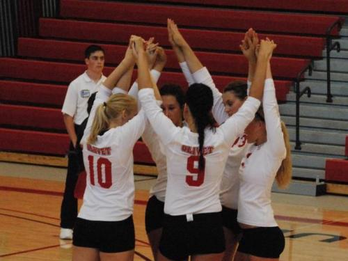 Volleyball team has 0-2 record at Liz Lykowski Tournament