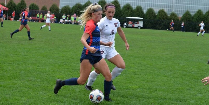 Lady Cardinals claim thrilling 1-0 overtime victory at Davenport