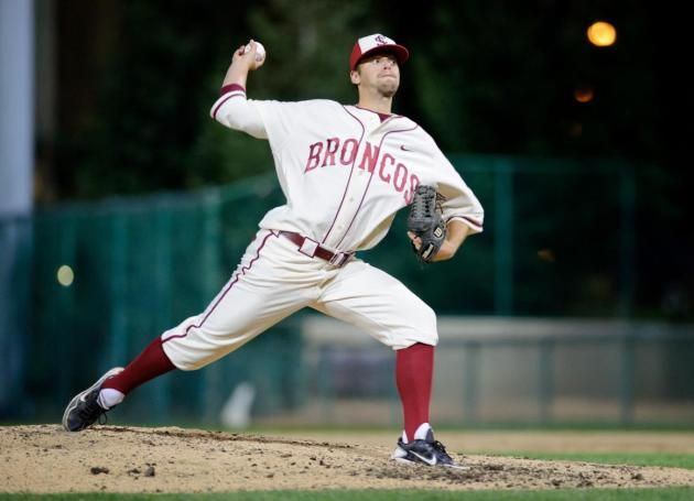 Tommy Nance Throws Complete Game Shutout at Stanford