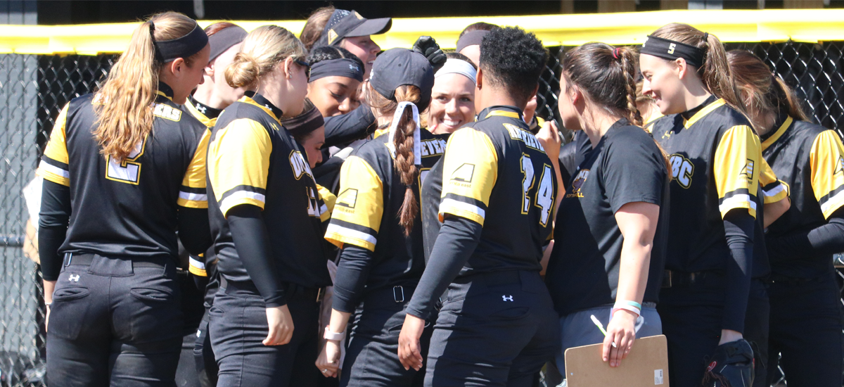 Softball's Season Ends at America East Tournament