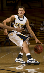 Gauchos Move Into 4th-Place Tie With 66-53 Win Over UC Riverside