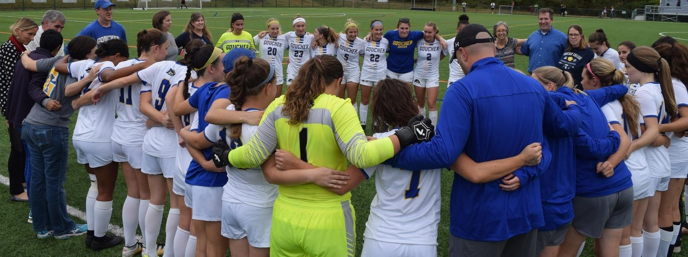Goucher Women's Soccer Nipped By Immaculata On Faculty/Staff Appreciation Day