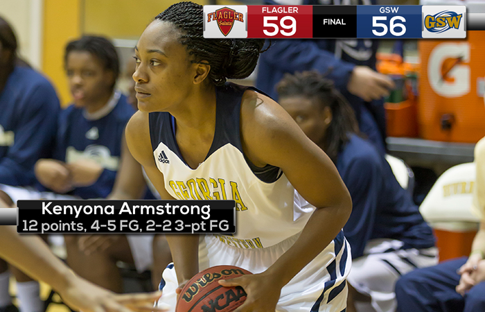 Saints Squeak By Lady 'Canes, 59-56