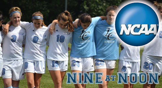 Lasell College Women's Soccer Featured on NCAA.com's Nine at Noon