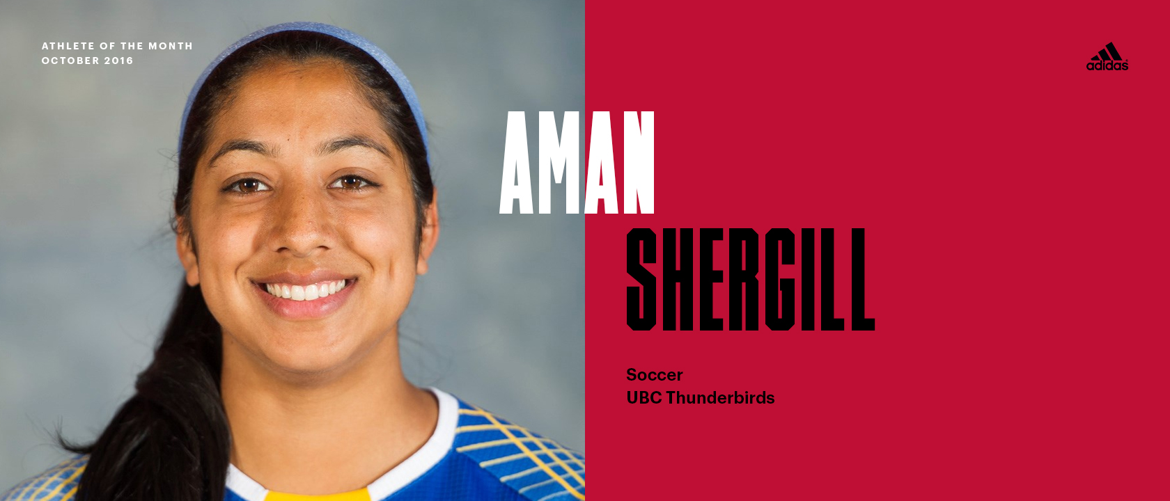 October: Aman Shergill