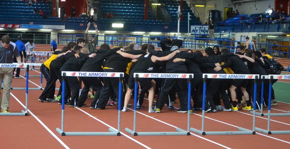 UMBC Track and Field Teams Retain USTFCCCA Mid-Atlantic Rankings Following America East Indoor Championships