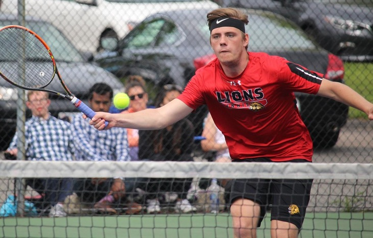 Men's Tennis Nets 5-4 Win Over Mount Union in Midweek Matchup