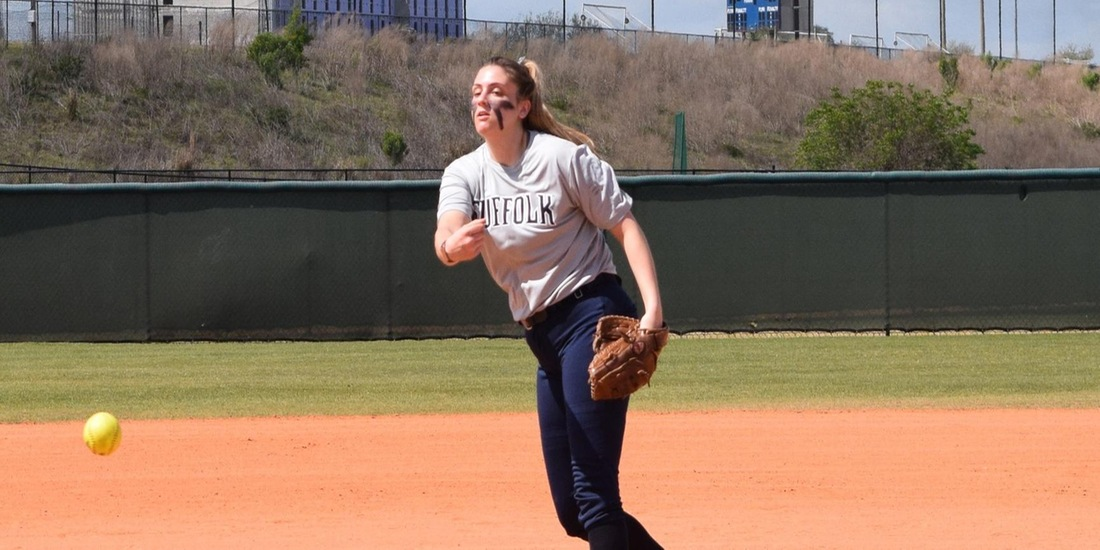 Midweek Match Pits Softball at Lasell